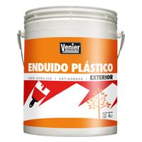 Enduido Plástico Exterior