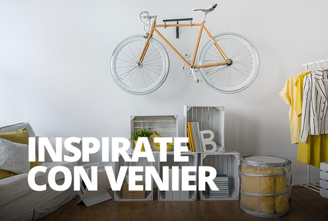 Inspirate con Venier